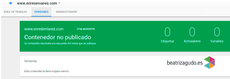 Manejarser por Google Tag Manager