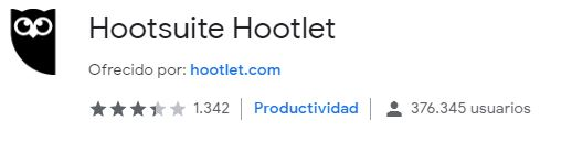 extension Hootsuite