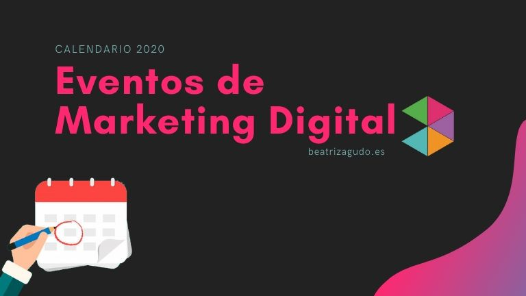 Calendario eventos Marketing Digital 2020